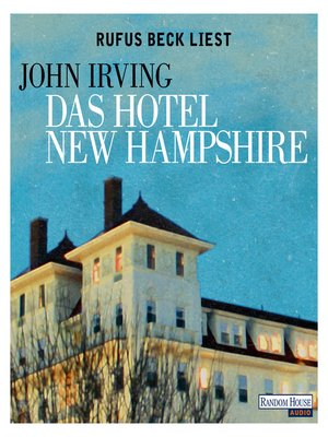 cover image of Das Hotel New Hampshire