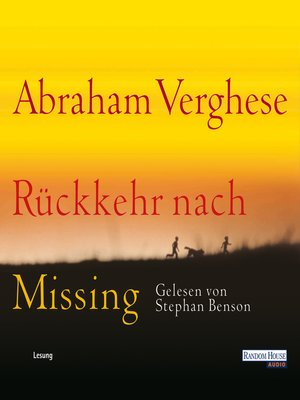 cover image of Rückkehr nach Missing