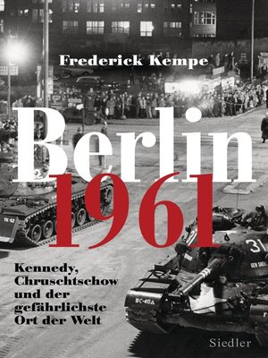 cover image of Berlin 1961
