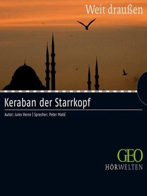 cover image of Keraban der Starrkopf