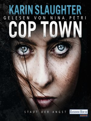 cover image of Cop Town--Stadt der Angst -