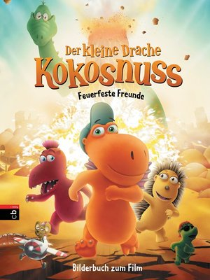 cover image of Der kleine Drache Kokosnuss--Bilderbuch zum Film