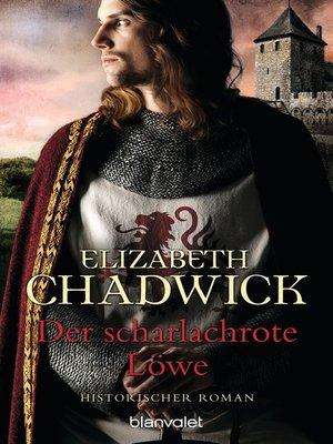cover image of Der scharlachrote Löwe