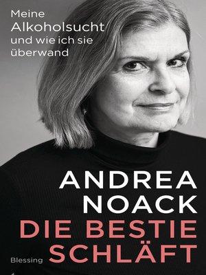 cover image of Die Bestie schläft