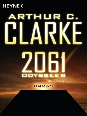 cover image of 2061--Odyssee III