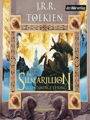 cover image of Das Silmarillion