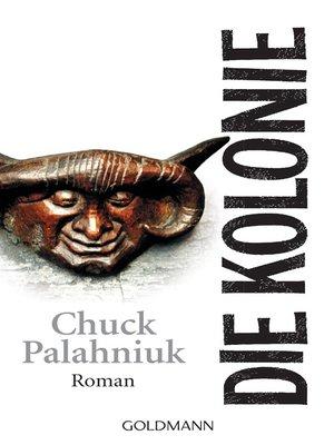 cover image of Die Kolonie