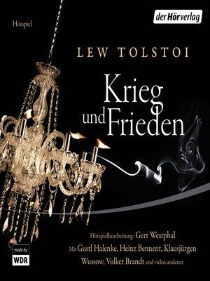 cover image of Krieg und Frieden