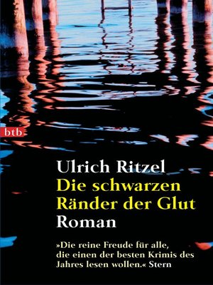 cover image of Die schwarzen Ränder der Glut