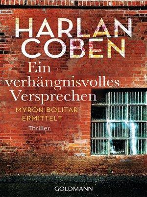 cover image of Ein verhängnisvolles Versprechen