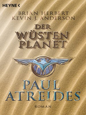 cover image of Der Wüstenplanet