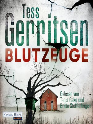 cover image of Blutzeuge