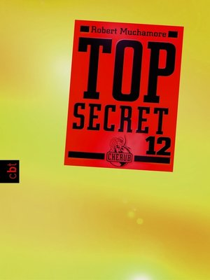 cover image of Top Secret 12--Die Entscheidung