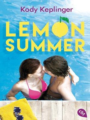 cover image of Lemon Summer