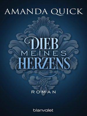 cover image of Dieb meines Herzens