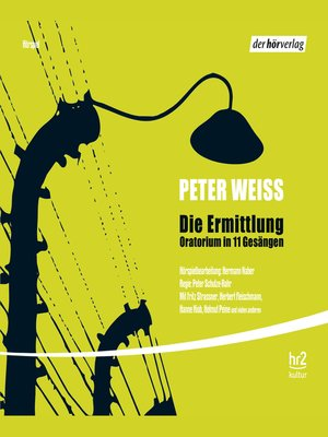 cover image of Die Ermittlung