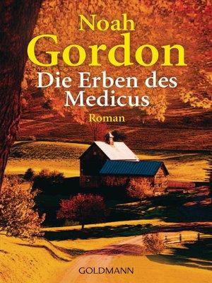 cover image of Die Erben des Medicus