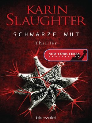 cover image of Schwarze Wut