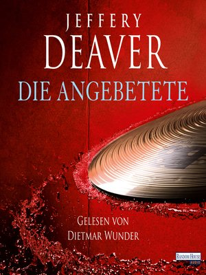 cover image of Die Angebetete  -