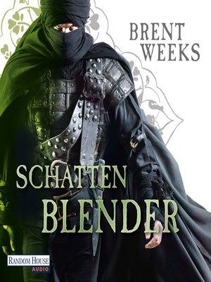 cover image of Schattenblender