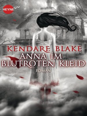 cover image of Anna im blutroten Kleid