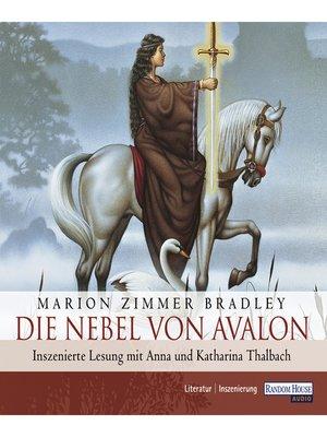 cover image of Die Nebel von Avalon