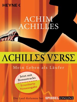 cover image of Achilles' Verse