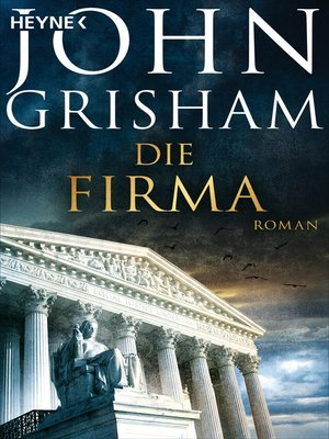 cover image of Die Firma