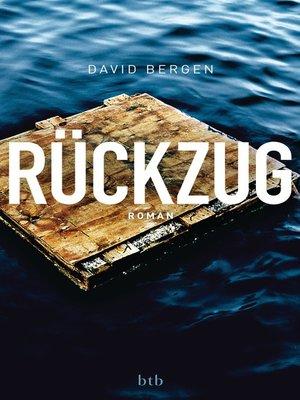 cover image of Rückzug