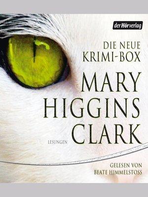 cover image of Die neue Krimi-Box
