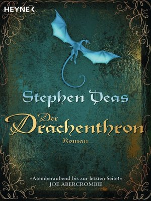 cover image of Der Drachenthron