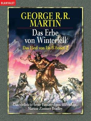 cover image of Das Lied von Eis und Feuer 02