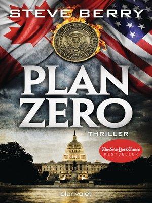 cover image of Plan Zero