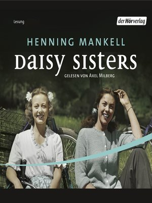 cover image of Daisy Sisters