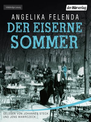 cover image of Der eiserne Sommer