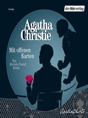 cover image of Mit offenen Karten