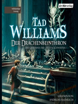 cover image of Der Drachenbeinthron