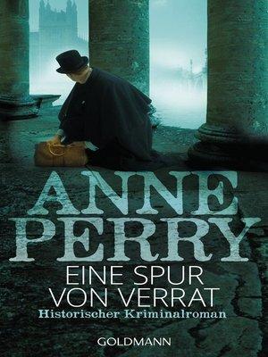 cover image of Eine Spur von Verrat