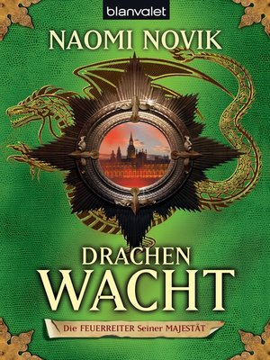 cover image of Drachenwacht
