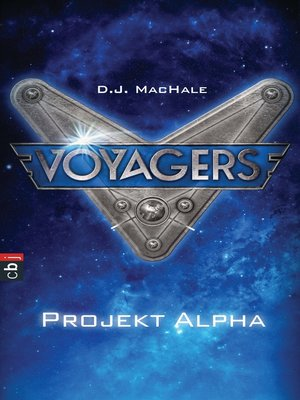 cover image of Voyagers--Projekt Alpha