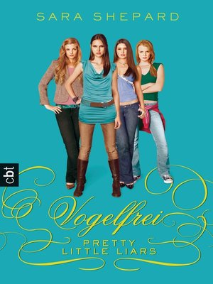 cover image of Pretty Little Liars--Vogelfrei