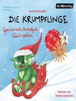 cover image of Die Krumpflinge--Egon wünscht krumpfgute Weihnachten