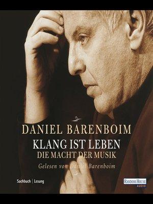 cover image of Klang ist Leben