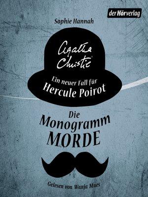 cover image of Die Monogramm-Morde
