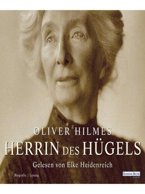 cover image of Herrin des Hügels