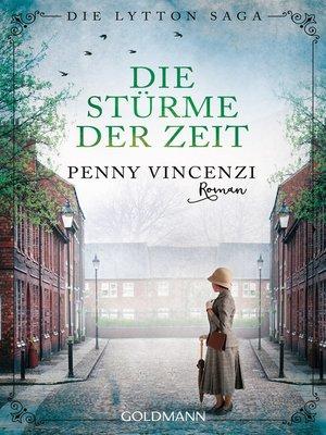 cover image of Die Stürme der Zeit