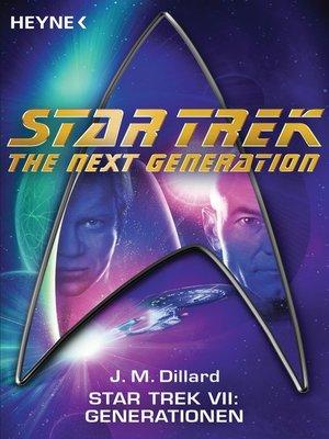 cover image of Star Trek VII