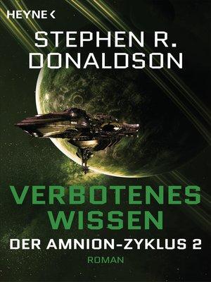 cover image of Verbotenes Wissen