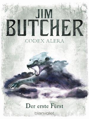 cover image of Codex Alera 6