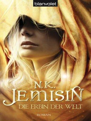 cover image of Die Erbin der Welt